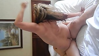 Watching Bull Cum Inside and Wifey Too