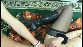French Slut A14 flo d'esterel casting cuckold