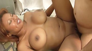 Kymora Lee's hubby takes her to the doctor and the doctor bangs her cuckold