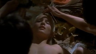 Laure 1976 (Threesome erotic scene) MFM