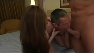 Cuckold threesome bi mmf
