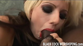 I need a big black cock to fuck