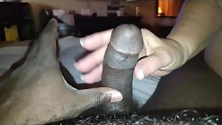 GRANNY INTERRACIAL  BLOWJOB PART 1