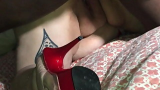 Nashville Queen of Spades Hotwife Taking BBC