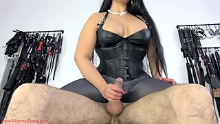 A special Sanctum worship for My cuckold slave