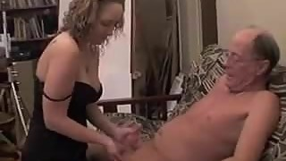 Heterohandjobs - jerking bill - Cuckoldress Shannon heaven