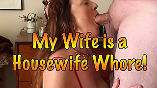 My Wife is a Housewife Whore!