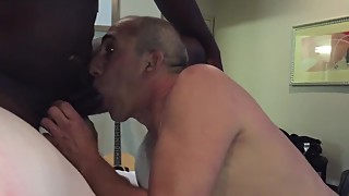 Sucking and Fucking Some BBC Together