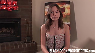 I am going to treat myself to some big black cock