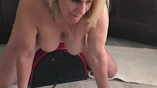 My Cuck's Wife on Sybian