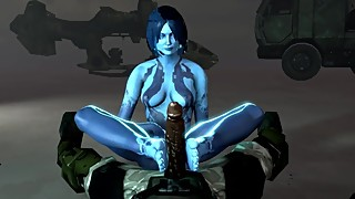 Halo cortana cuckold