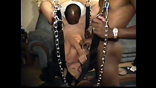 cuckold's wife throws a fuck party