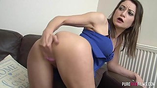 Sucking Off Her Black Stepdad