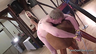 Femdom - Strapon - Whips and Female Domination