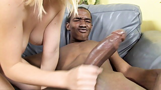 Cindi Loo Fucks BBC In Front Of Her Father