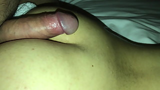 Arab wife getting a massage & playing with dick