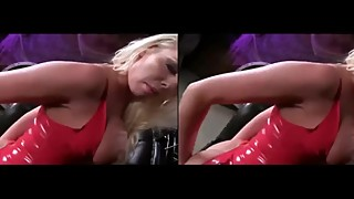 Cuckolded by Britney Amber & a BBC in VR (SBS 3D)