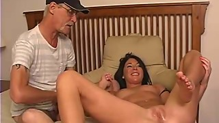 Anal and pussy cream pie EATER